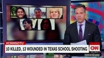 Texas Lt. Governor: Need armed teachers, fewer school entrances