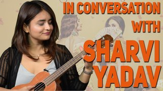 In Conversation with Sharvi Yadav |