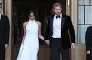 Meghan Markle and Prince Harry visiting Thomas Markle after honeymoon