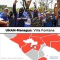 Al menos once puntos en las carreteras de siete departamentos de Nicaragua han sido bloqueados. Te compartimos este mapa de los tranques que afectan las princip