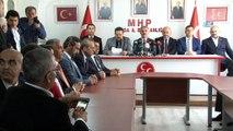 """MHP Genel Sekreteri İsmet Büyük Ataman: """"CHP, yanına yöresine aldığı İP'iyle, PKK'sıyla FETÖ'süyle, HDP ve diğer rejim ve millet muhalifleriyle komplo peşindedir"""""""