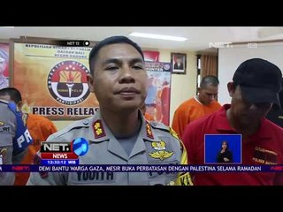 Polisi Kembali Tangkap Oknum PNS Pengedar Sabu - NET 12