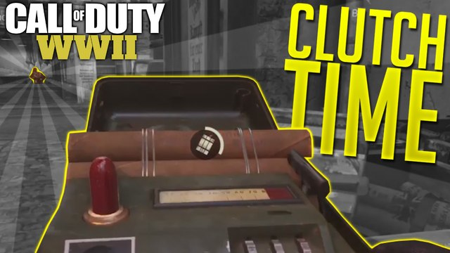 CLUTCHING UP For Your Team In SnD | Shipment 1944 Is A CRAZY Map! - (Bonntanamo Rants)