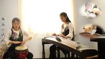 02.玉面小嫣然  消愁 古筝 ♫ écouter de la musique la nuit ♪ détente bambou flûte musique ♥ chinois musique traditionnelle bambou flûte