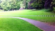 Un bébé retrouvé mort dans le parc Josaphat à Schaerbeek