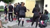Alpes-de-Haute-Provence :  Et si on se mettait au foot les filles ? Rencontre avec l'équipe de foot féminine de Sainte-Tulle-Pierrevert