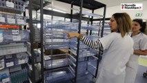 VIDÉO. Les pharmaciens du CHNDS de Faye-l'Abbesse (79) sont prêts