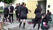 Alpes-de-Haute-Provence : féminines et sportives les filles de l'AFC Sainte-Tulle Pierrevert chaussent les crampons