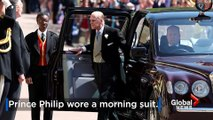 Royal Wedding  What the royal family wore to Prince Harry and Meghan Markle's wedding