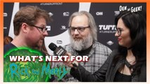 What's Next For Rick and Morty - Dan Harmon and Justin Roiland Interview