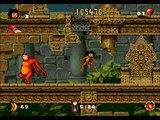 The Jungle Book: Beating boss King Louie. SNES vs Sega Genesis/Megadrive