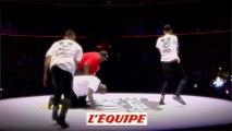 Vivez le «King of Freestyle» sur la chaine L'Equipe - Foot - Freestyle