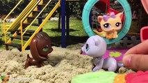Minişler: Eyvah Kaybolduk! - Littlest Pet Shop / LPS Minişler Cupcake Tv