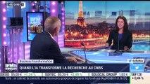 Business Transformation: quand l'intelligence artificielle transforme la recherche au CNRS - 21/05