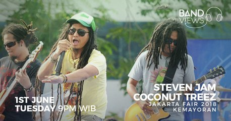Steven Jam & Coconut Treez Live