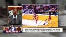 Stephen A. Smith goes off about Scottie Pippen's Michael Jordan-LeBron James comparison | ESPN