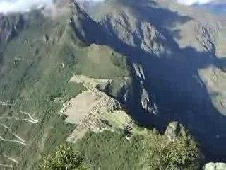 Panorama du Machu Pichu depuis le Wayna Pichu