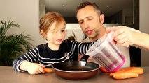 CUISSON SANS FEU ! On cuisine des carottes sans la moindre flamme ! Recette magique !