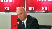 """Responsable voilée de l'Unef : Jean-Michel Blanquer se dit """"surpris et choqué"""""""