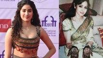 Jhanvi Kapoor MISSED Sridevi BADLY at Sonam Kapoor's Mehendi; Here's why | FilmiBeat