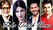 Ajay Devgan | Fake Death News | Bollywood Actors