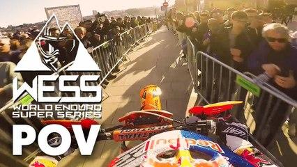 ENDURO 2018: Jonny Walker's POV at Extreme XL Lagares 2018 in Porto.