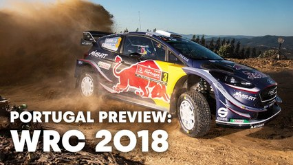 WRC 2018: Preview show of Rally Portugal.