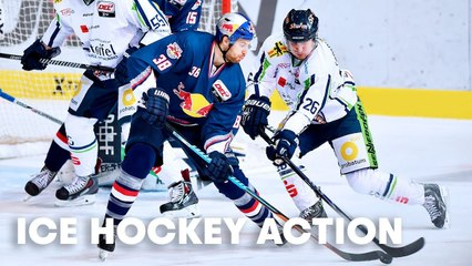 PLAYER'S PERSPECTIVE: The synergy of hockey players.
