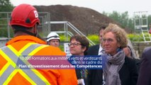 Lancement des 10 000 formations aux emplois verts et verdissants dans l'Oise