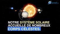 Le 1er astéroïde d'origine étrangère découvert dans notre système solaire