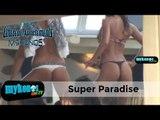 Ιταλίδα με αποστομωτικό εσώρουχο στο Super Paradise ανεβάζει την λίμπιντο!