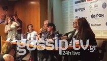 Η συνέντευξη τύπου των Scorpions για την συναυλία τους στην Αθήνα