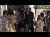 Briatore e Gregoraci a Mykonos- Flavio Briatore and wife Elisabetta Gregoraci holidaying in Mykonos