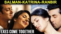 EXES Salman Khan, Katrina Kaif & Ranbir Kapoor Come Together For Closing Ceremony of IPL 2018