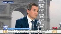 """Gérald Darmanin envisage """"de réduire les aides aux entreprises"""""""