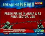 Pakistan violates ceasefire in Jammu and Kashmir again, 13 injured