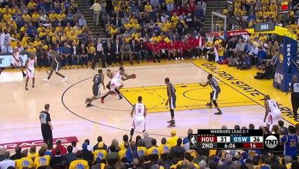 23 Mayıs - Batı Konferansı Finalleri   Warriors - Rockets