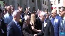Eski milletvekili Musa Ateş için TBMMde cenaze töreni düzenlendi