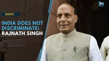 Rajnath Singh says minorities safe in India after Delhi Archbishop's letter