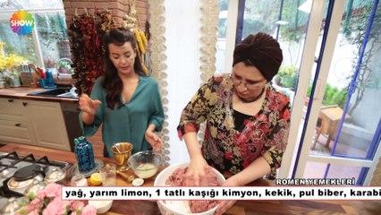 """Nursel'in Mutfağı 285.Bölüm """"Romen Yemekleri"""""""