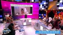 """Vincent Niclo règle ses comptes en direct à Géraldine Maillet qui ironisait sur la maltraitance des poissons dans """"Les Marseillais"""" - VIDEO"""