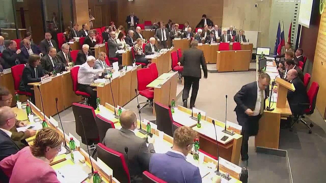 PREŠOV-PSK 05: Záznam zasadnutia Zastupiteľstva Prešovského samosprávneho kraja (PSK)