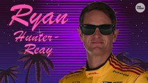 Getting to know IndyCar driver Ryan Hunter-Reay