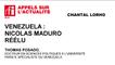Venezuela : Nicolas Maduro réélu