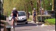"""""""La mort, c'est de rouler comme un con à vélo"""", ose un spot suisse de prévention routière"""