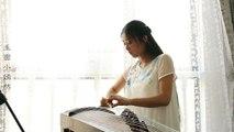 14.【古筝】离骚 玉面小嫣然  écouter de la musique la nuit ♪ détente bambou flûte musique ♥ chinois musique traditionnelle bambou flûte