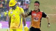 IPL 2018 : Ambati Rayudu out for 'Golden Duck', Siddharth Kaul strikes back to back | वनइंडिया हिंदी