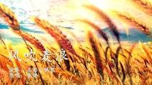 33.古筝 风吹麦浪 玉面小嫣然 écouter de la musique la nuit ♪ détente bambou flûte musique ♥ chinois musique traditionnelle bambou flûte
