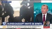 """Heurts à Paris en marge de la manifestation des fonctionnaires: """"Les forces de l'ordre sont face à de véritables casseurs"""", dit Dussopt"""
