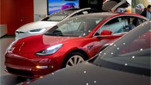 Elon Musk Responds to Consumer Reports Review of Model 3